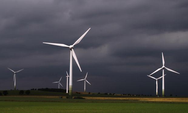 energia eolica instalada